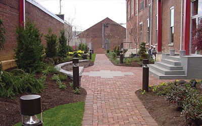 Lighting and Handicap Accessible Landscape Design
